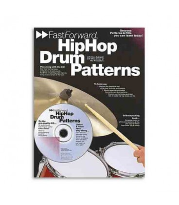 Fast Forward HipHop Drum Patterns