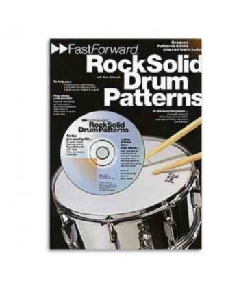 Fast Forward Rock Solid Drum Patterrns