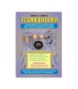 Eurico Cebolo M辿todo Tocar Bateria with CD BAT