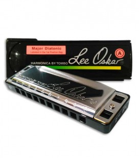 Harmonica Lee Oskar Major Diatonic in E flat