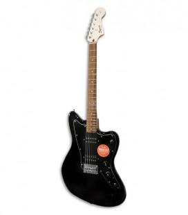 Eletric Guitar Fender Squier Affinity Jazzmaster HH IL Black