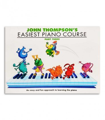 Thompson Easiest Piano Course 3