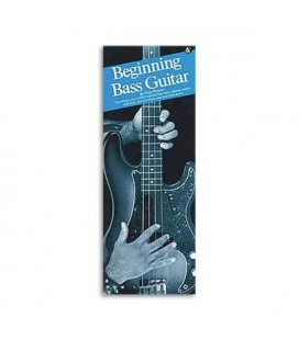 Music Sales Book AM36989 Beginning Bass Guitar