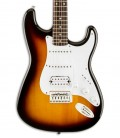 Body of guitar Squier Bullet Stratocaster HSS
