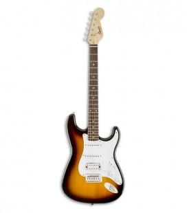 Fender Electric Guitar Squier Bullet Stratocaster HSS RW Sunburst