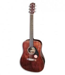 Folk Guitar Fender Dreadnought CD 60S All Mahogany