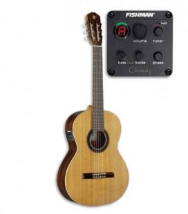 Alhambra Classical Guitar 1C HT EZ