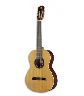 Alhambra Classical Guitar 1C HT LH Cedar Sapelly