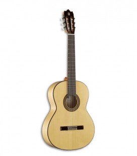 Photo of flamenco guitar Alhambra 3F