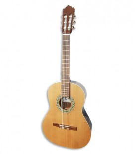 Paco Castillo 201 Classical Guitar 3/4 Cedar Sapelly