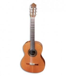 Frontal photo of guitar Paco Castillo 202