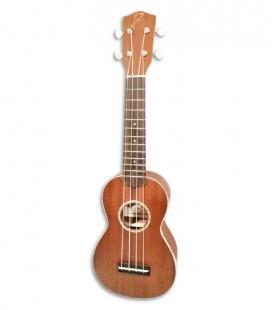 Photo ukulele mahimahi ms st2 front in three quarters