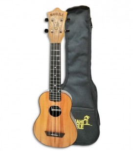 Ukulele Mahilele ML3 ACA Soprano Acacia with Bag