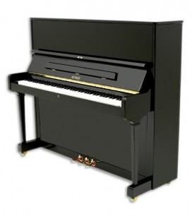 Upright Piano Petrof P125 F1 Higher Series