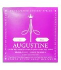 String Set Augustine Regal Blue Classical Guitar High Tension 650537