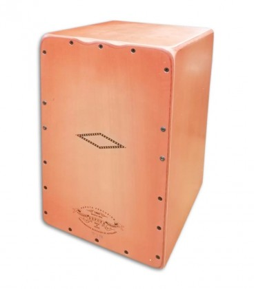 Photo of the cajon Pepote model T鱈a front and in three quarters