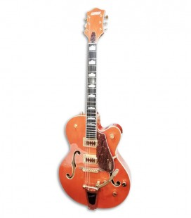 Electric Guitar Gretsch G5420TG Electromatic Hollow Body Limited Edition Orange
