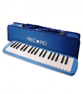 Melodica Record M 37BL Blue 37 Notes