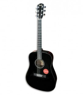 Acoustic Guitar Fender CD 60 Dread V3 DS Black Walnut