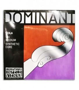 String Set Thomastik Dominant 141 for Viola 4/4