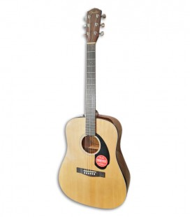 Fender Folk Guitar Dreadnought CD 60S Natural WN