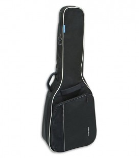 Photo of the Bag Gewa Economy model 212200 for Folk Guitar front and in three quarters