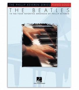 Photo of the cover of the Book Livro The Beatles Piano Solos Philip Keveren HL00306412