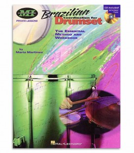 Photo of the cover of the Book Brazilian Coordination for Drumset HLE00695284