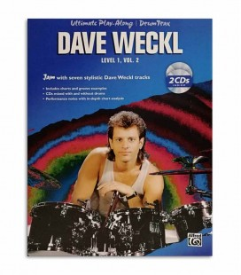 Dave Weckl Ultimate Play Along Level 1 Vol 2