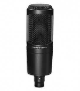 Photo of the Microphone Audio Technica AT2020