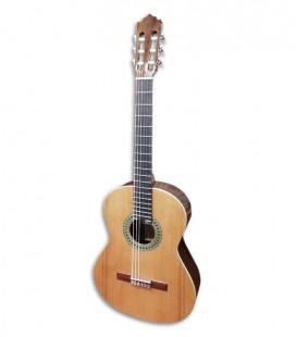 Photo of classical guitar Paco Castillo 201