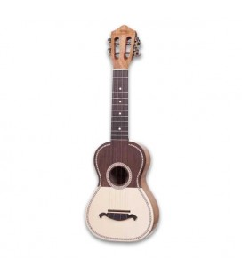 Artimúsica Cavaquinho 10012 Round Sound Hole with Half Tops Machine Heads
