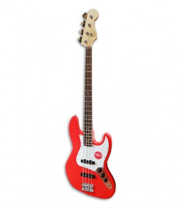 Photo of the Bass Guitar Fender Squier Affinity Jazz Bass LRL RCR