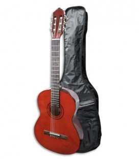 Photo of the Classical Guitar Ashton SPCG-44AM with bag
