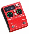 Photo of the Pedal Boss RC-10R front and three quarters