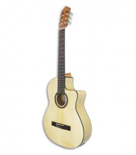 Photo of the Flamenco Guitar APC 1F CW Electrified