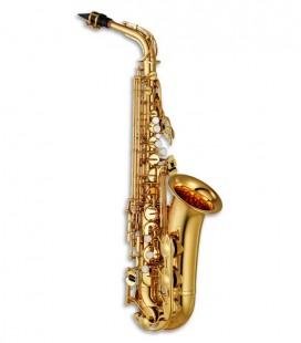 Alto Saxophone Yamaha YAS-280 Standard Golden E flat F sharp Hiigh with Case
