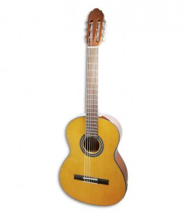Photo of the Classical Guitar VGS Student Natural with Pickup