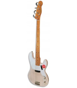 Bass Guitar Fender Squier Classic Vibe 50S Precision Bass MN White Blonde
