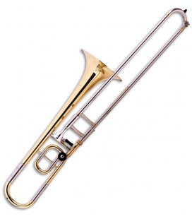Photo of the Trombone John Packer JP138 Golden B flat/C Short Slide with Case