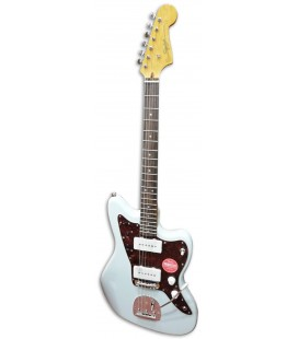 Photo of the Eletric Guitar Fender Squier Classic Vibe 60S Jazzmaster IL Sonic Blue