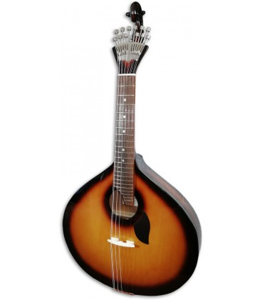 Photo of the Portuguese Guitar Artim炭sica GPSBL Lisbon Model Sunburst