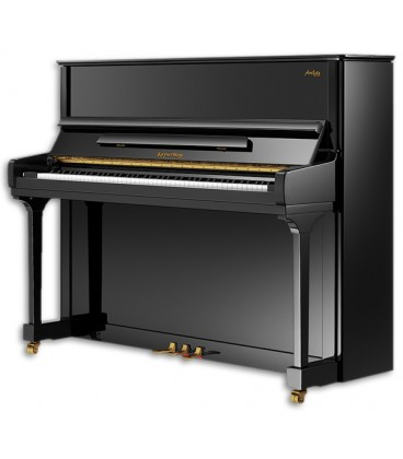 3/4 photo of the upright piano Kayserburg KAM2