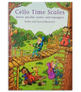 Blackwell Cello Time Runners Scales