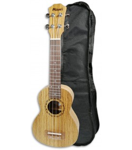 Photo of the Ukulele Maori WK 2S Soprano with Bag