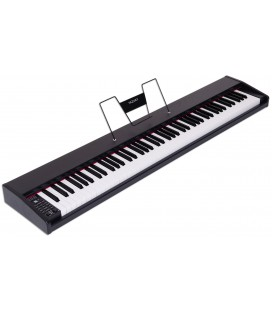 Digital Piano Yazuky YM-A01L 88 Keys Black