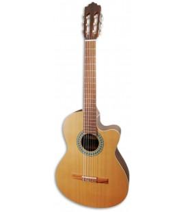 Photo of the Classical Guitar Paco Castillo model 220 CE