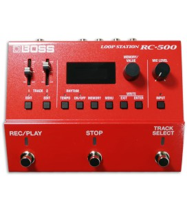 Photo of the Pedal Boss RC 500 Loop Station