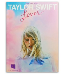 Photo of a sample from the Taylor Swift Lover's book