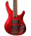 Photo of the Bass Guitar Yamaha model TRBX304's body